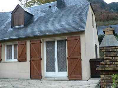 Photo for Small semi-detached chalet cauterets