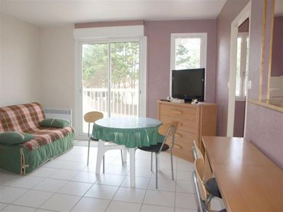 Photo for Apartment Saint-Jean-de-Monts, studio flat, 3 persons