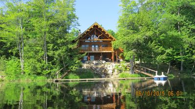 Relax With Your Family By A Quiet (Private) Lake