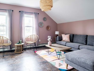 Photo for PVD-3-FULLAPT · Beautiful & Cozy Apt For Your Group★Hosts 6 People