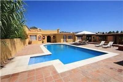 Photo for Holiday house Estepona for 10 - 14 persons with 5 bedrooms - Holiday house