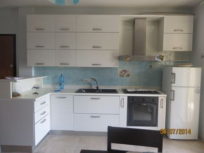 Photo for LAST MINUTE OTRANTO - comfortable and bright apartment