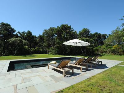 Photo for Fresh Modern Home on a Secluded 3 Acre Lot with a New Pool in Surfside