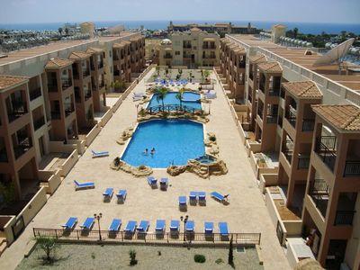 Photo for 1BR Apartment Vacation Rental in Kato Pafos