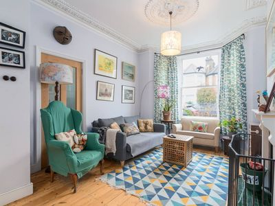 Photo for Large 3 bed family home in North London!
