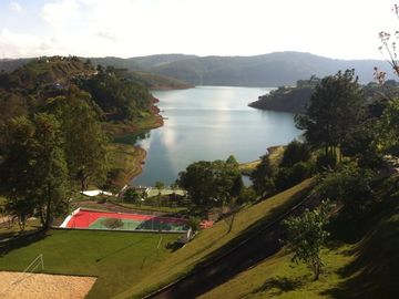 LARGE FRONT HOME FOR DAM, WITH CINEMA, TENNIS, VOLEY