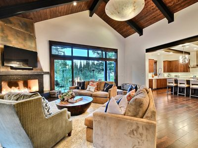 Photo for Custom Ski-in/Ski-out Home Retreat in Private, Gated Community  Private Ski Paradise