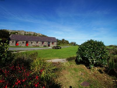 Photo for Just a mile from St Davids, the captivating and sacred smallest city in Britain, this detached cotta