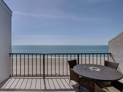 Photo for Station One - 8F Hartsook-Oceanfront condo with community pool, tennis, beach