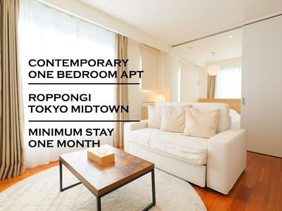 Photo for Contemporary 1BR, Midtown Roppongi / 401