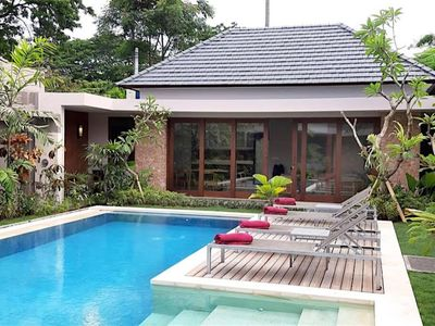 Photo for This villa is a 4 bedroom(s), 4 bathrooms, located in Denpasar, Bali.