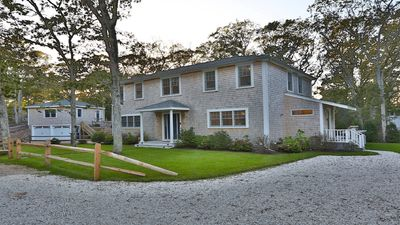 Photo for NEW 5-bed, 4.5-bath w/full basement! Minutes frm downtown Oak Bluffs.