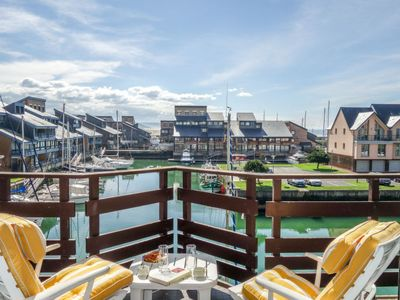 Photo for Apartment Les Marinas in Deauville-Trouville - 4 persons, 2 bedrooms