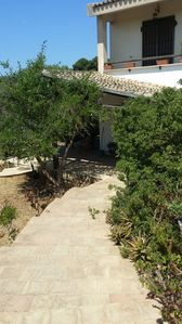 Photo for FURNISHED VILLETED FURNISHED WITH GREAT VERANDA ... SITUATED ON 1500 METERS FROM SEA ...