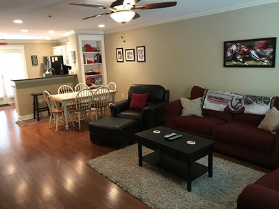 Photo for UGA Game Day Themed Condo