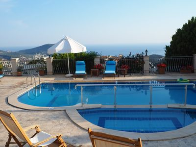 Photo for Villa Hilal, luxury villa, large private pool, amazing panoramic views.