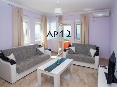 Photo for Holiday apartment Utjeha for 6 persons with 1 bedroom - Holiday apartment