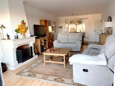 Photo for Homerez last minute deal - Spacious apt with terrace and balcony