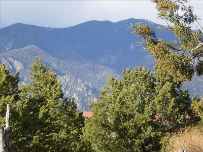 Photo for Hacienda Piñon-Spacious Home 1.8 Miles  to Taos Plaza