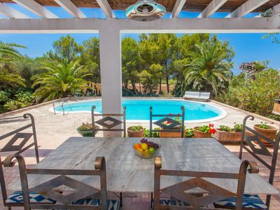 Photo for 4BR House Vacation Rental in Colonia de Sant Jordi