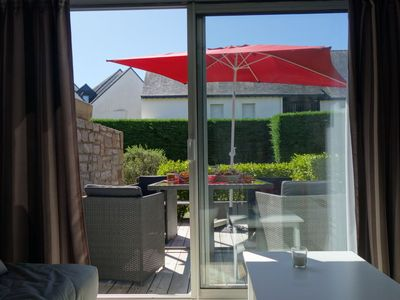 Photo for 1BR Apartment Vacation Rental in Carnac, Morbihan