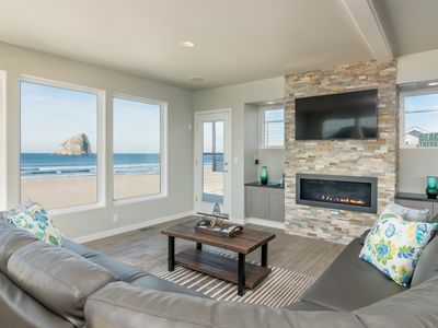 Photo for Oceanfront luxury, incredible views and decor, a MUST-SEE home