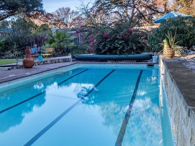 Photo for The CHA CHA CHA is a colorfully decorated home in a desirable neighborhood.