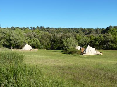Photo for Tents glamping a ampus