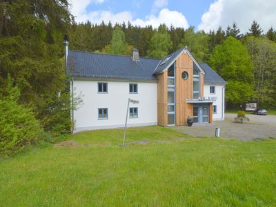 Photo for Modern Holiday Home in Hellenthal with Campfire Area