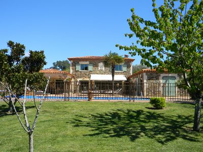 Photo for charming villa of 300m2 on the heights of Cannes Mandelieu