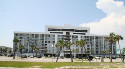 Photo for Great Rates! Enjoy Beautiful views a large balcony. Udated!  & Nicely furnished!