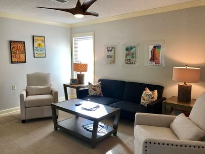 Photo for Mister Ed's Oxford Place 2BR/2.5 BA Condo--Booking Ole Miss Baseball Season Now!