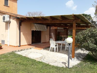 Photo for Agriturismo Il Pescinone - Cypress, between the countryside and the sea