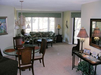 Partial                    Partial Living and Dining Area