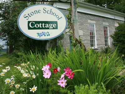 Photo for Charming historic cottage on scenic road to Mt. Greylock