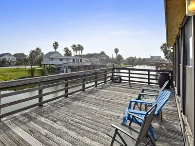 Ladybug Crossing canal house Sea Isle-features two bedrooms and two full baths.
