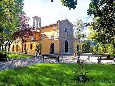 Photo for Historic and comfortable villa near Urbino, Marche, Italy