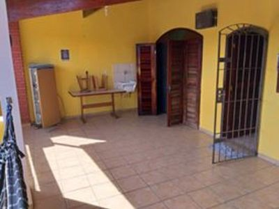 Photo for 400 meters from the beach ... Townhouse with space and security!
