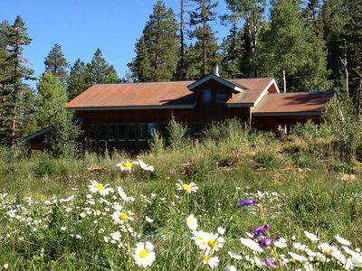 Photo for Secluded Modern Mountain Bungalow - 2 Miles To Ski - Pet Friendly