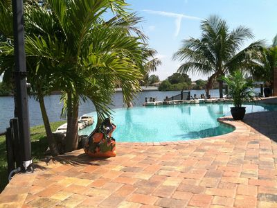 Photo for Serenity's Edge - Waterfront Luxury, Views, Privacy & Direct Gulf Access