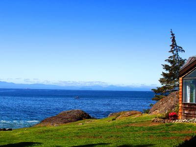 Photo for Luxury Cottage on Stunning Oceanfront Acreage with over 1000 feet of Coastline