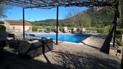 Photo for Can Fanals, Rural House with charm in Vall de Colonya