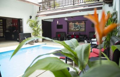 Photo for Amazing 5 BR Mansion in Getsemani, Cartagena