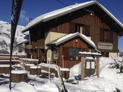 Photo for Chalet suitable for groups and Families