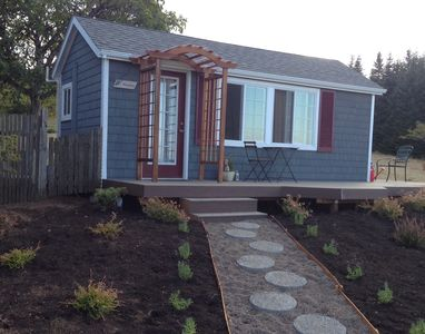 Photo for A Tiny House on a lavender farm In Oregon's Wine Country
