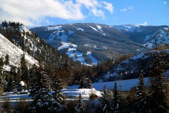 View of Beaver Creek from Westin
