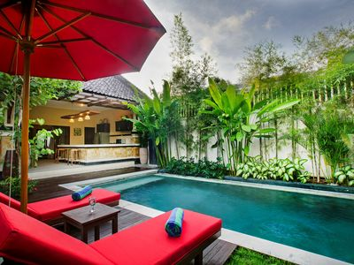 Photo for Private pool Villa near Seminyak beach