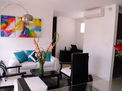 Photo for Beautifull and comfortable Condo in Cali - Colombia, south city area.