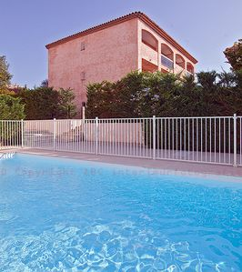 Photo for Nice Area, 2 Steps From Beaches, Nice Old Town, Very Private And Calm, Pool