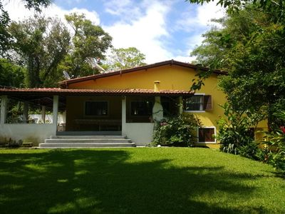 Photo for Nook My dream! Large house very close to Julião beach - Ilhabela!